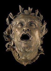 Bronze Appliqué of Pan, Asia Minor, 150-100 BC | The Fitzwilliam Museum : Explore