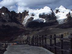 Glaciar Pastoruri, Huaraz, Perú