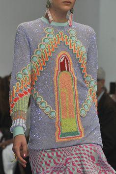 Manish Arora S/S 2014, Paris Fashion Week