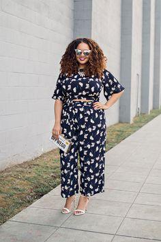 Plus Size Fashion for Women - Plus Size Outfit - GabiFresh