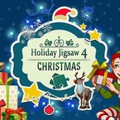 Holiday Jigsaw: Christmas 4 Game - Free Download Get inspired by colorful puzzles and enjoy the inimitable and festive atmosphere of Christmas!