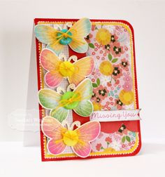 May SOTM Missing You Card by Sankari Wegman #Cardmaking, #StampoftheMonth, http://tayloredexpressions.com/kits.html