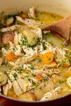 Chicken Stew - Delish.com