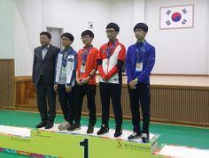 전국체전 바둑 종목 최초 금메달, 전남서 차지