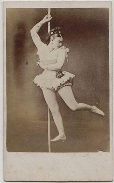 Victorian Pole Dance