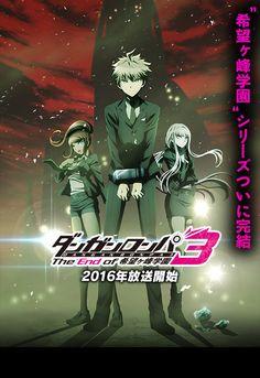 Danganronpa 3 Anime's Characters from Super Danganronpa 2 Game Revealed - News - Anime News Network