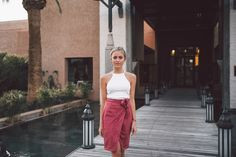 Nelly top/ River Island skirt/ Public Desire shoes