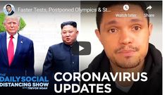 Join local comedian Trevor Noah catching up on the day's coronavirus news with a show aptly called, the Daily Social Distancing Show. This stripped-down version of The Daily Show. Stuff To Do, Things To Do, To Do This Weekend, Trevor Noah, Rock Festivals, The Daily Show, People Talk, Trance, Comedians