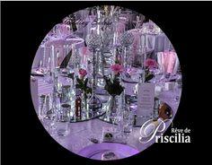 Centre de table Decoration, Christmas Bulbs, Holiday Decor, Wedding, Home Decor, Center Table, Decor, Valentines Day Weddings, Decoration Home