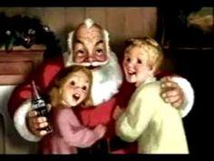 Coca-Cola Christmas - Santa Claus My Favorite ! Christmas Past, Christmas Stuff, White Christmas, Vintage Christmas, Christmas Cards, Coke Santa, Coca Cola Santa, Coca Cola Christmas, Santa Story