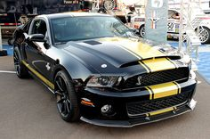 2011 Shelby GT500 Super Snake. Awesome Modern Muscle!