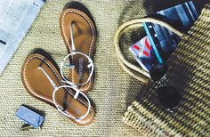 Bernardo Shoes and Sandals since 1946.  My daughter and I have been wearing them for a few years...they are iconic, handmade and longwearing - worth every penny.