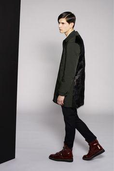 Marni Fall 2013 Menswear Fashion Show Collection