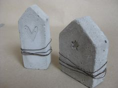 Cement Crafts, Concrete Art, Diy And Crafts, Creations, Diy Projects, Clay, Diys, Inspiration, Home Decor