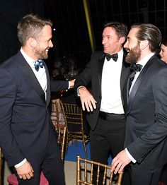 Jake Gyllenhaal, Hugh Jackman