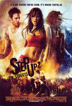 Step Up 2: The Streets 27x40 Movie Poster (2008)