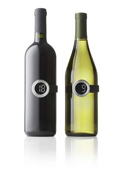 The Menu Wine Thermometer is a great way to read the temperature of your wine before drinking it. We sell the Menu Wine Thermometer online Wine Gadgets, Cool Kitchen Gadgets, Kitchen Stuff, Wine Logo, Wine O Clock, Gifts For Wine Lovers, Wine And Spirits, Wine Cellar, Cool Gifts