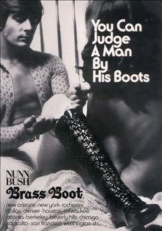 Duke Solinus - Hilarious ad for boots, could really add to the character.