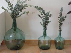 White Home Decor, Diy Decoracion, Deco, Pampas Grass, Fall Decor, Vase, Bottles Decoration, Diy Furniture Projects, Vases Decor