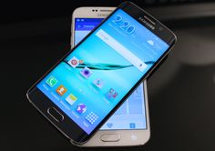The last time Samsung put on a show in Barcelona, it came bearing the Galaxy S5 and that love-it-or-hate-it bandage back. #MWC15
