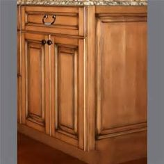 Kitchen Cabinets Glazed maple cabinets with a coffee glaze | coffee maple glaze kitchen