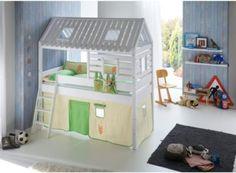 Spielbett Toms Hütte Jetzt bestellen unter: https://moebel.ladendirekt.de/kinderzimmer/betten/hochbetten/?uid=d3dff6ad-0599-59b4-ae35-fd81212092de&utm_source=pinterest&utm_medium=pin&utm_campaign=boards #kinderzimmer #kleinkindmöbel #hochbetten #betten