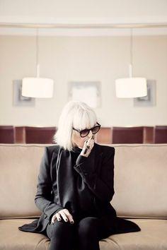 Happy 70th Birthday Barbara Hulanicki - Creator / Designer / Owner of 60's fashion icon Biba