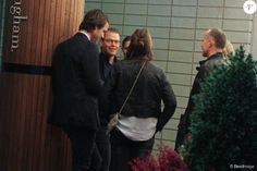Crown Princess Victoria and Prince Daniel attended the U2 concert in Sweden.