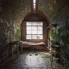 Holmesburg Prison, Philadelphia PA