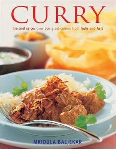 Curry: Fire And Spice: Over 150 Great Curries From India And Asia by Lorenz Books