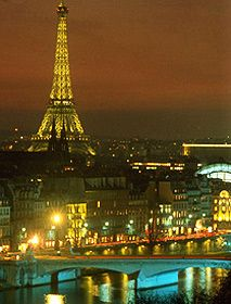 Not crazy about this hotel, but WHAT A VIEW!  Hotel BW Eiffel Cambronne