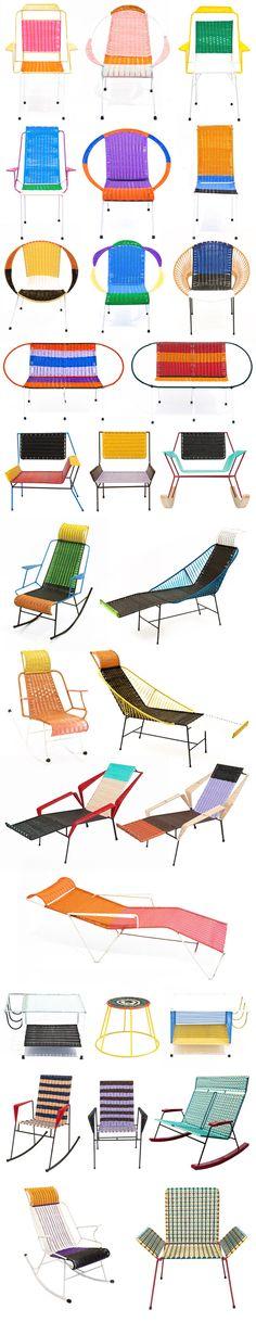 Marni Furniture | HI(NY) design by Iku Oyamada and Hitomi Watanabe