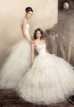 """Wedding Ball Gowns from Papilio""""Road to Hollywood"""" Bridal Collection - www.papilioboutique.ca"""
