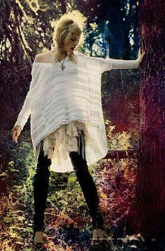 #bohemian fashion
