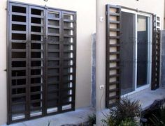 Seguridad Grill Gate Design, Iron Gate Design, Window Grill Design, Window Security Bars, Security Door, Sliding Window Design, Sliding Windows, Door Grill, Balcony Grill