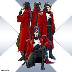 X-Factor: Multiple Man by arunion on DeviantArt