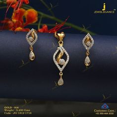 Get In Touch With us on Coral Jewelry, Trendy Jewelry, Cute Jewelry, India Jewelry, Gold Mangalsutra Designs, Gold Earrings Designs, Pendant Design, Pendant Set, Gold Pendant