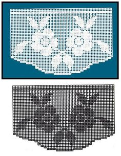Crocheted lace 51 | World crochet