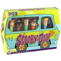 Pez Scooby Doo Gang Set - 5 Dispensers & 6 Rolls Shaggy Fred Velma & Daphne PEZ Candy http://www.amazon.com/dp/B00O4EFXDC/ref=cm_sw_r_pi_dp_WxR2wb0TR1NDP