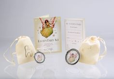 Crosby & Taylor Mini Tooth Fairy Kit - Lily