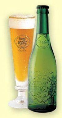 Cerveza Alhambra 1925  es de lo mejorcito de las cervezas comerciales en España