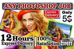 do any Photoshop Editing within 12 hrs by adnankashif