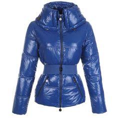 23261670502d Hot Moncler Aliso Jackets Women Bright Blue -   off discount code   happywinter