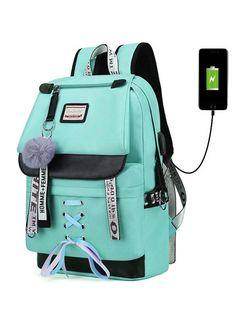 Girly Backpacks, Cute Backpacks For School, Cute School Bags, Cute Mini Backpacks, Stylish Backpacks, Backpacks For High School, Cute Backpacks For Women, College Bags For Girls, Bags For Teens