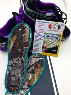 New Graceyfeet Camo Cush insoles inspired by Camo, Sandals, Boots, Fitness, Design Ideas, Inspiration, Ebay, Inspired, Camouflage
