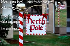 One year I'm going to decorate my house like the north pole for my children Ward Christmas Party, Christmas Concert, Christmas Yard, Christmas Signs, Christmas Projects, All Things Christmas, Christmas Holidays, Christmas Ideas, Christmas Parties