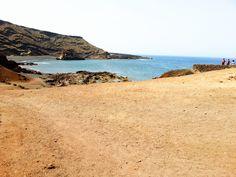 Lanzarote: El Golfo