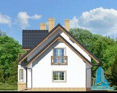 Casa de locuit cu parter, mansarda si garaj | Proiectari si Constructii