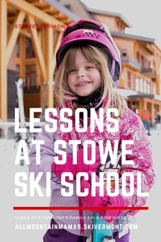Lessons at Stowe Ski