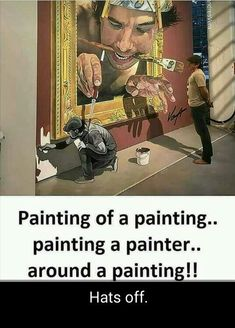 Art Discover Ideas Funny Work Pictures Humor Awesome For 2019 Unique Facts Fun Facts Amazing Paintings Amazing Art Awesome Work Pictures Funny Pictures Creative Photography Amazing Photography Crazy Funny Memes, Memes In Real Life, Funny Humor, Amazing Paintings, Amazing Art, Awesome, Work Pictures, Funny Pictures, Creative Photography